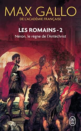 9782290355800: Les romains - 2 - neron, le règne de l'antechrist (J'ai lu Roman)