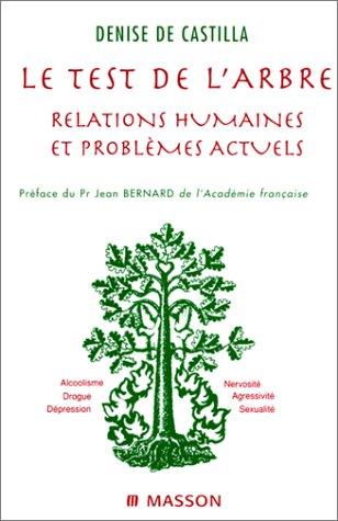 Le test de l'arbre : Relations humaines: Denise de Castilla
