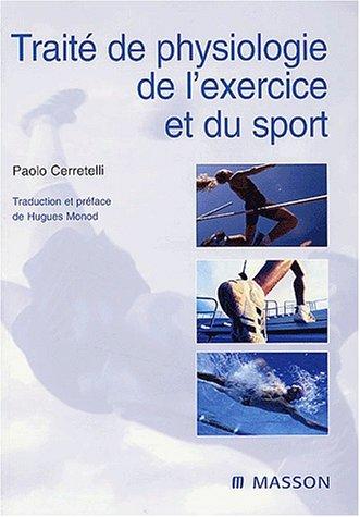9782294003653: Traite de physiologie de l'exercice et du sport