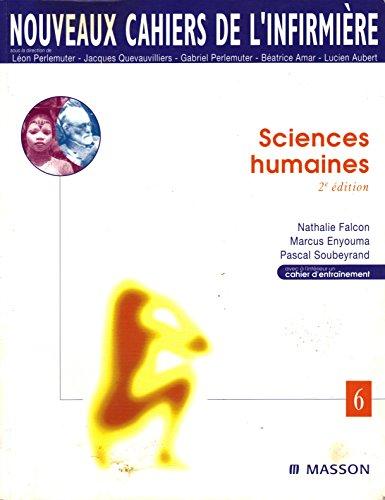 9782294003844: Nouveaux cahiers de l'infirmière, tome 6 : Sciences humaines