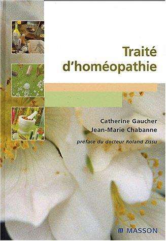 9782294007033: Traité d'homéopathie (French Edition)