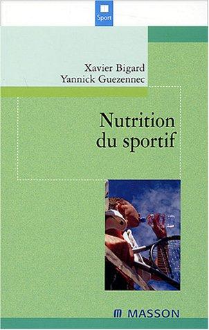 9782294008542: Nutrition du sportif