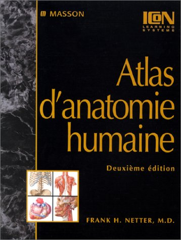 9782294011986: Atlas d'anatomie humaine (Collection Mass)
