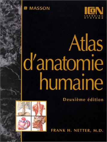 9782294011986: Atlas d'anatomie humaine