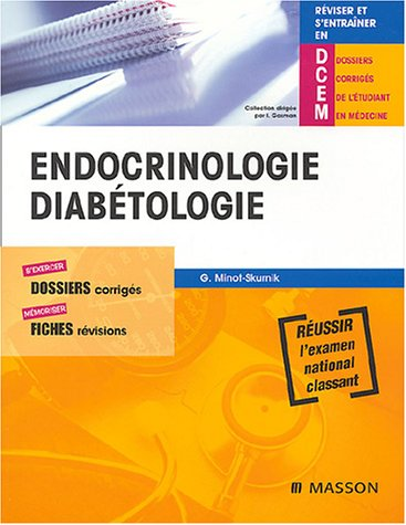 9782294012433: endocrinologie-diabetologie
