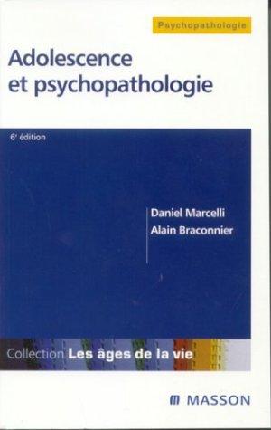 9782294014062: Adolescence et psychopathologie