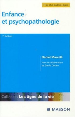9782294014079: Enfance et Psychopathologie