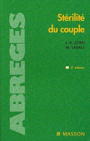 9782294015335: Stérilité du couple (French Edition)