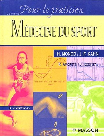 9782294017285: Médecine du sport