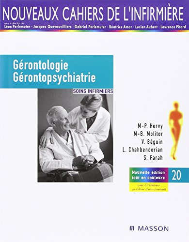 9782294019272: Gérontologie et gérontopsychiatrie : Soins infirmiers
