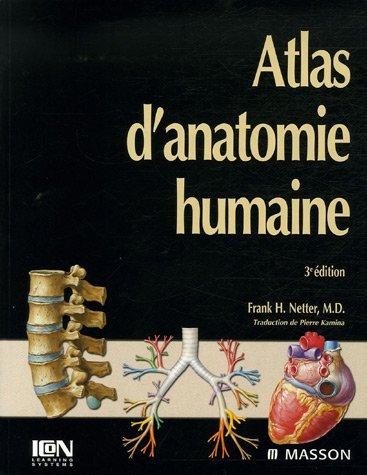 9782294019326: Atlas d'anatomie humaine