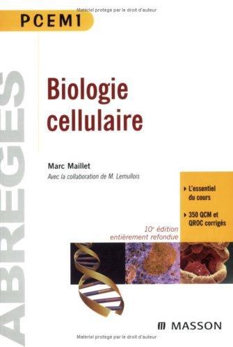 9782294019944: Biologie cellulaire: POD