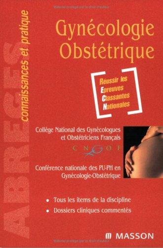 9782294067709: Gynécologie Obstétrique