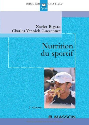 9782294088711: Nutrition du sportif: POD
