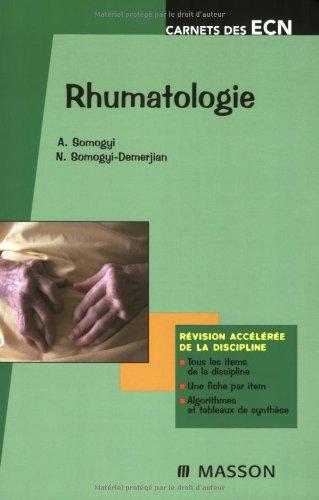 9782294088971: Rhumatologie