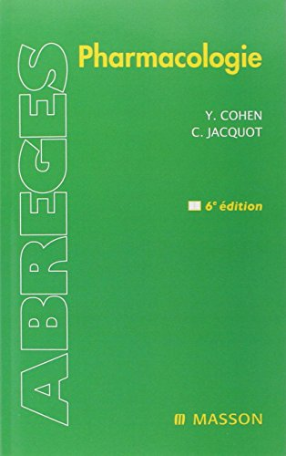 9782294089008: Pharmacologie (French Edition)