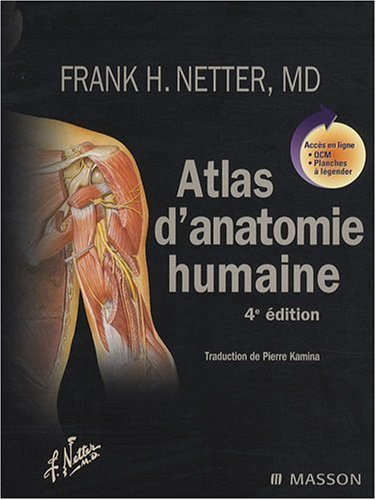 9782294094736: Atlas d'anatomie humaine