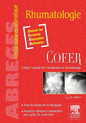 9782294095412: Rhumatologie (French Edition)