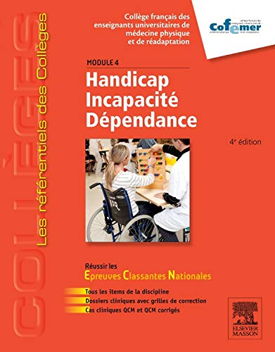 9782294096174: handicap - incapacite - dependance - module 4