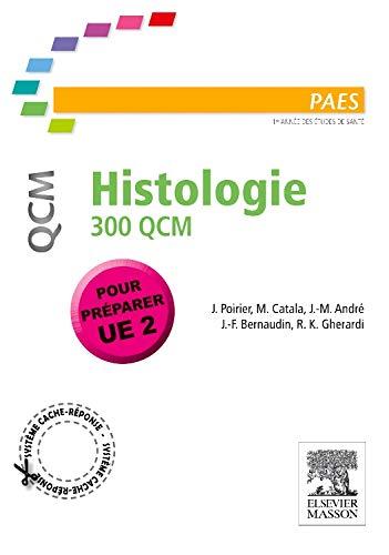 9782294102592: Histologie 300 QCM