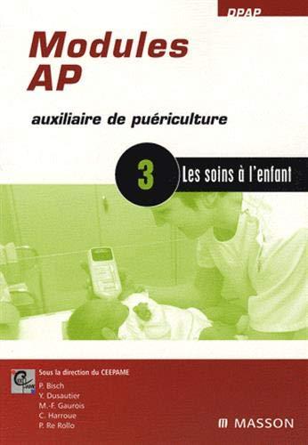 Modules AP - 3: Les soins à: CEEPAME