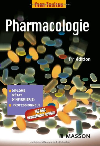 9782294700545: Pharmacologie (French Edition)