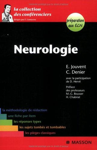 9782294701047: Neurologie