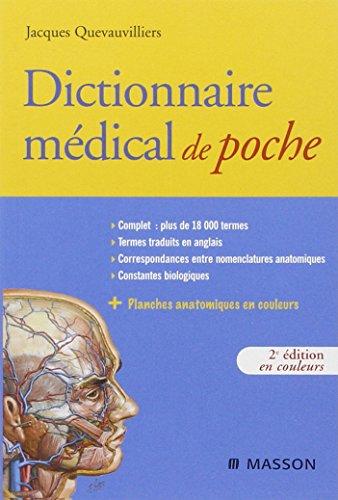 9782294701290: Dictionnaire médical de poche (French Edition)