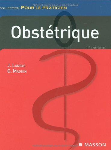 9782294702433: Obst�trique