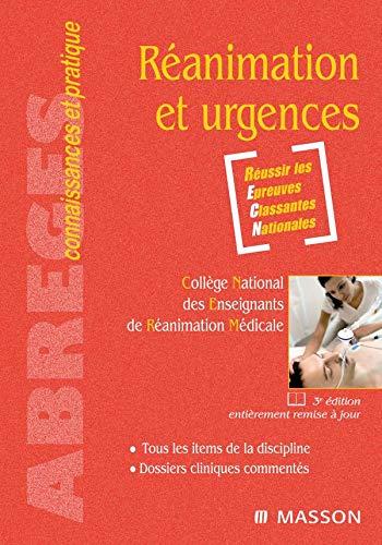 9782294703201: Réanimation et urgences (Abrégés connaissances pratique)