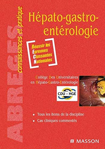 9782294703638: Hépato-gastro-entérologie (French Edition)