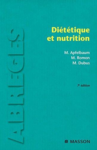 9782294705663: Diététique et nutrition (Ancien Prix éditeur : 54 euros)