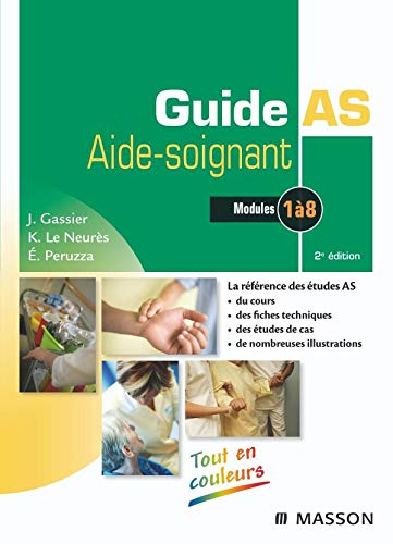 9782294706424: Guide AS Aide-soignant (French Edition)