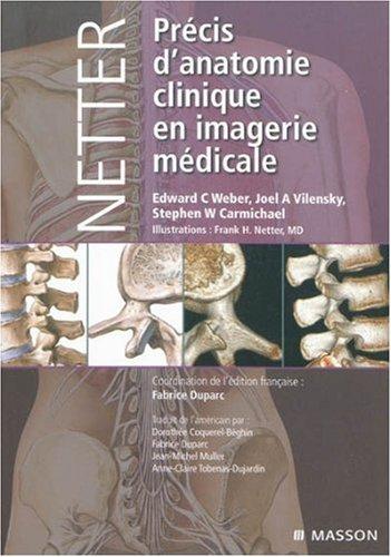 9782294707056: Précis d'anatomie clinique en imagerie médicale (French Edition)