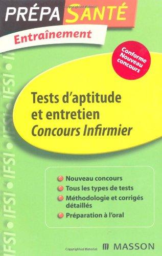 9782294707889: Tests d'aptitude et entretien