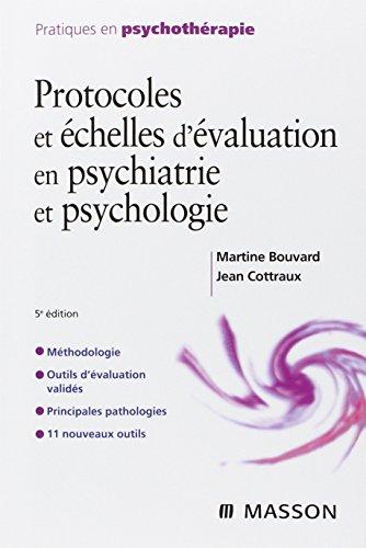 9782294710414: Protocoles et échelles d'évaluation en psychiatrie et psychologie: POD
