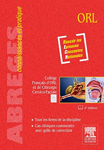 9782294711169: ORL (French Edition)
