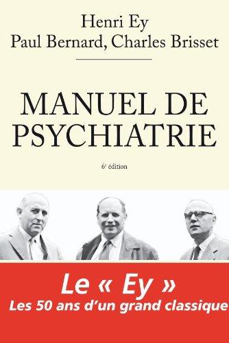 9782294711589: Manuel de psychiatrie