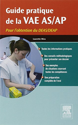 9782294711664: Guide pratique de la VAE AS/AP: Pour l'obtention du DEAS/DEAP