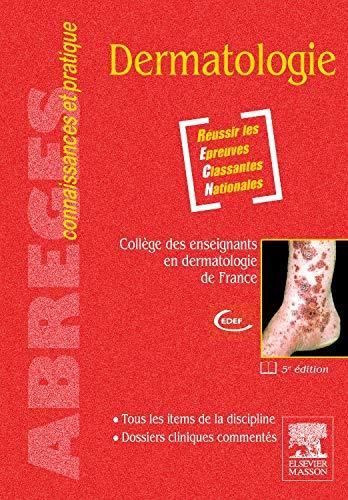 9782294711671: Dermatologie (French Edition)