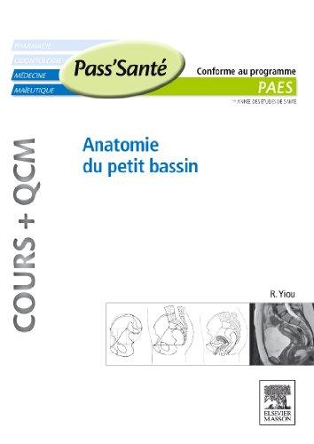 9782294711695: Anatomie du petit bassin (French Edition)