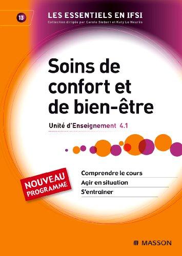 9782294711992: Soins de confort et de bien être UE 4.1 tome 13