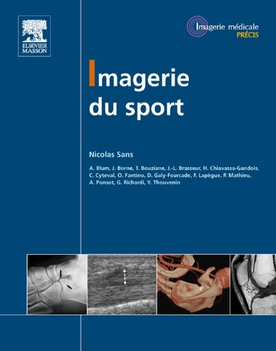 9782294712296: Imagerie du sport