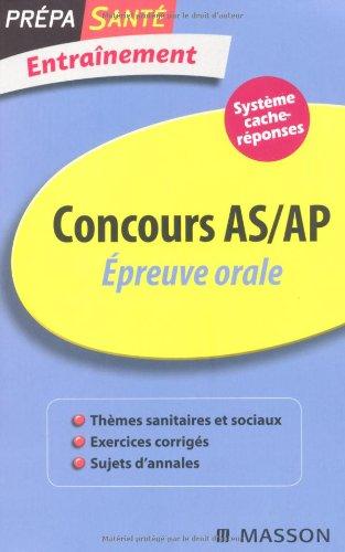 9782294712739: Epreuve orale Thèmes sanitaires et sociaux