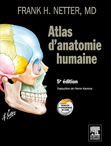 9782294712975: Atlas d'anatomie humaine (French Edition)