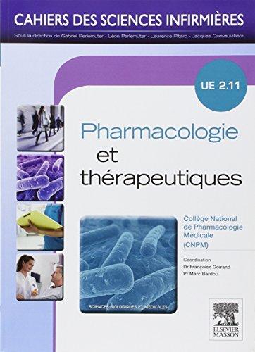 9782294714610: Pharmacologie et thérapeutiques UE 2.11 (French Edition)