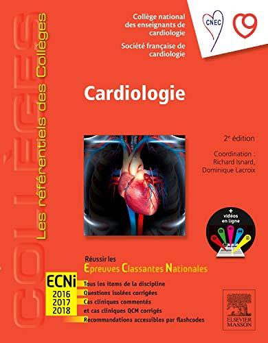 9782294715501: Cardiologie: Avec accès à la spécialité sur le site e-ecn.com (French Edition)