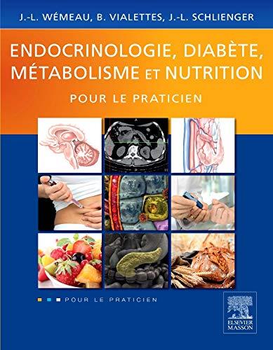 9782294715846: Endocrinologie, diabète, métabolisme et nutrition pour le praticien