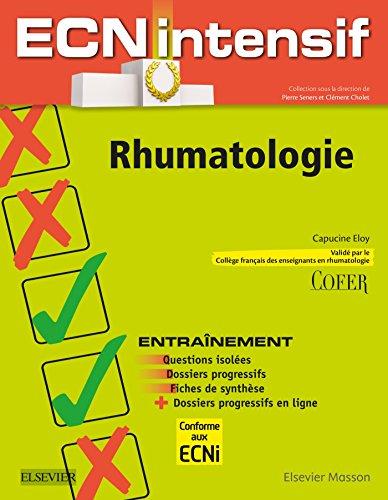 9782294724831: Rhumatologie: Dossiers progressifs et questions isolées corrigés