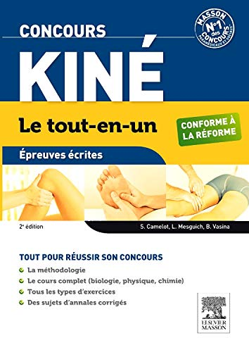9782294727566: Kiné (French Edition)
